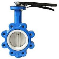 Soft Seated Lug Type Butterfly Valve