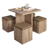 Dining Table Set 03