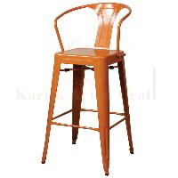 Square Bar Chair 06