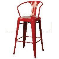 Square Bar Chair 07