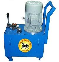 Hydraulic Power Pack (Item Code: PPT-01)