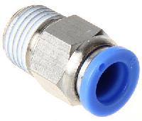 Liquifit Push-in Fittings With Metal Adaptor