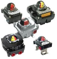 Limit Switch Box with Position Indicator