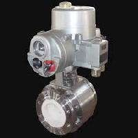 Motorized Operated Ball Valve