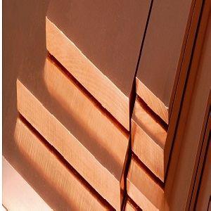 Copper Alloy Sheets & Plates