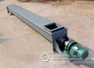 LS Tube Screw Conveyor