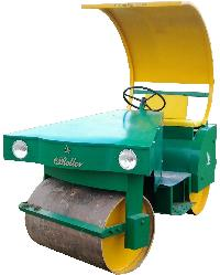 Cricket Pitch Diesel Cum Electric Roller(2 Ton Capacity)