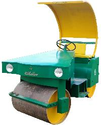 Cricket Pitch Diesel Cum Electric Roller (3 Ton Capacity)