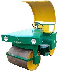 Cricket Pitch Petrol Cum Electric Roller(1.5 ton capacity)