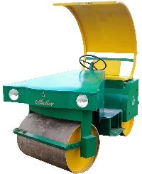 Cricket Pitch Petrol Cum Electric Roller  (3 Ton Capacity)