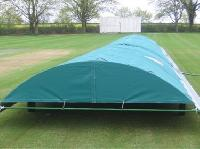 Mobile Cricket Pitch Cover