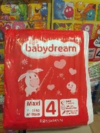 Babydream Baby Diapers 02