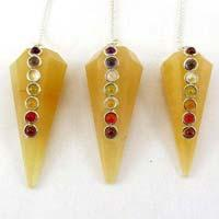 Gemstone Pendulum 01