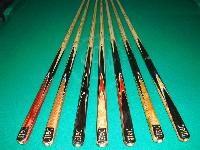 Snooker Cues 02