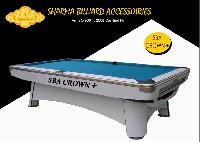 SBA Crown Plus American Pool Table