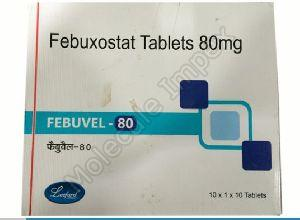 Febuvel - 80 Tablets