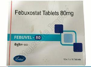 Febuvel - 80 Tablets