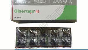 Olsertain - 40 Tablets