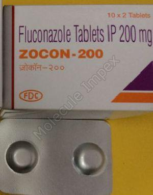 Zocon - 200 Tablets