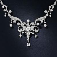 Diamond Necklace 01