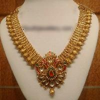 Antique Gold Necklaces