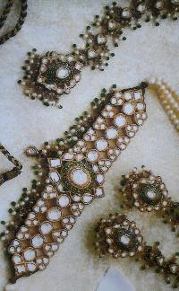 Kundan Necklace Set 03