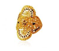 Ladies Gold Ring 04