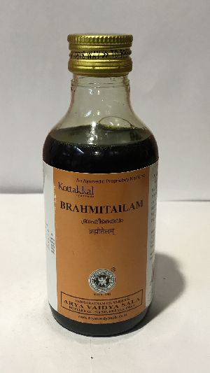 Brahmitailam Oil