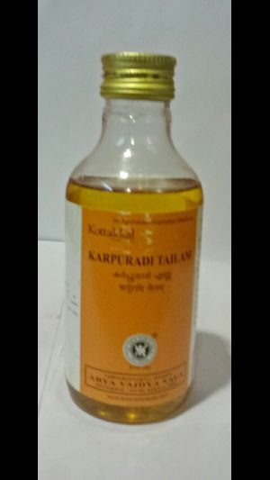 Karpuradi Tailam Oil