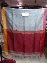 Linen Cotton Sarees