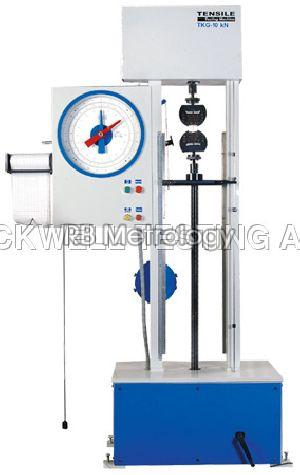 Computerised Tensile Testing Machine