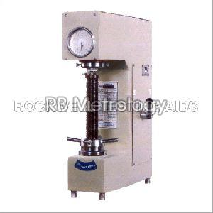 Standard Rockwell Hardness Testing Machine