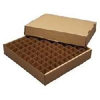 Partition Corrugated Packaging Boxes