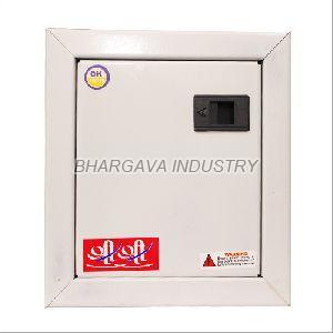 06 Double Door SPN Distribution Box