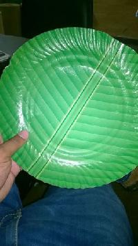 Coloured Disposable Plate 03