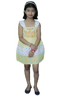 Girls Cotton Frock (23)