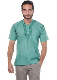 Mens Lucknowi Shirt (20015)