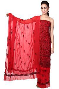 Lucknowi Suit Fabric (10175)