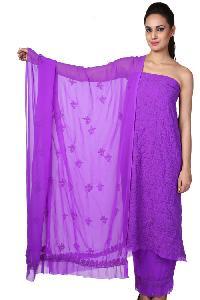 Lucknowi Suit Fabric (10230)
