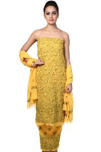Lucknowi Suit Fabric (10567)