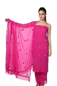 Lucknowi Suit Fabric (10801)