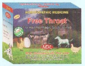 Free Throat Mixture