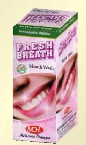 Fresh Breath Mouth Wash