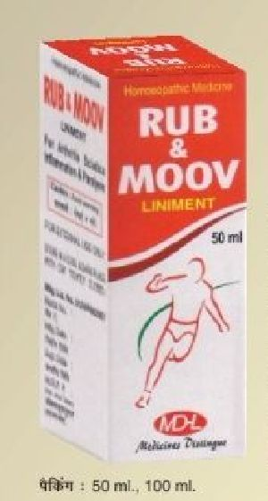 Rub & Moov Liniment