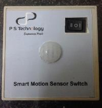 Smart Switch With Motion Sensor