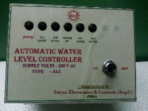 Automatic Waste Water Level Controller