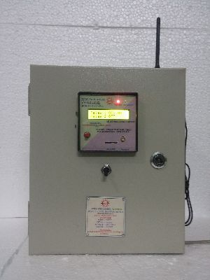 GPRS and GSM Based Wireless Pump House Monitoring System