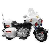 Kids Police Motorcycle Toys