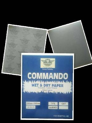 Commando Wet & Dry Paper