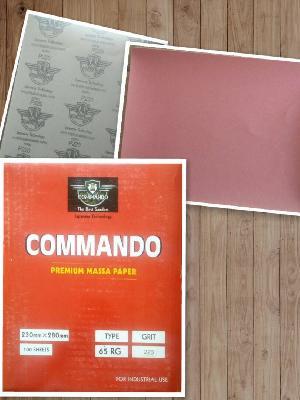 Commando Premium Massa Paper